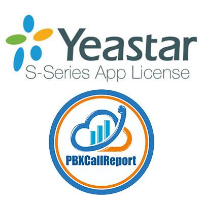 گزارشگیری و داشبورد مرکز تلفن Yeastar