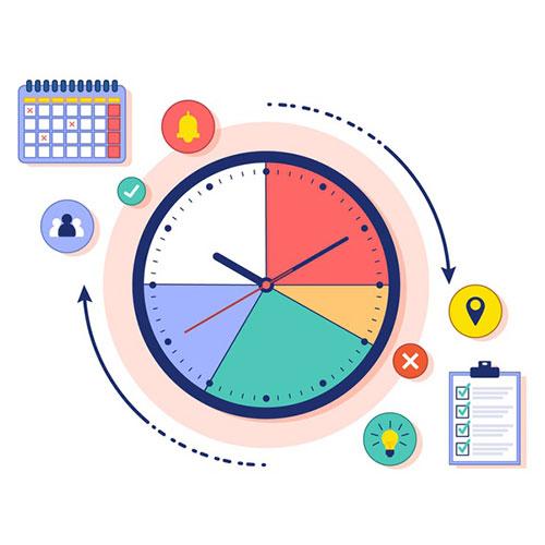مدیریت زمان برای پاسخگویی بهتر تماس ها